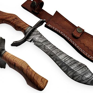 Awesome Hunting Bowie Knife / MDSK-165